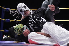 IMG_9875 (Black Terry Jr) Tags: wrestling full demon axel lucha libre zocalo mil mascaras tinieblas canek