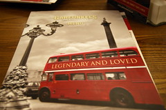 Photoshop fail at Garfunkels! (chrisbell50000) Tags: bus london photoshop menu restaurant error greenwich o2 double millennium arena deck dome mistake routemaster decker fail garfunkels aec chrisbellphotocom
