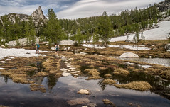 4th of July 2014-107 (Justin McGregor) Tags: camping justin friends sun snow mountains alex river hiking kristina patrick campfire goats rivers tina carly leavenworth sunnyday asgard enchantments prusicpeak soupcrew