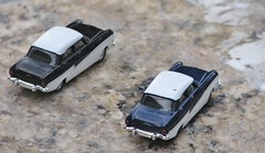 2 OLD AND VERY TINY FORD TAUNUS's (richie 59) Tags: diecast diecastcar diecastautomobile diecastauto sunday weekend diecastford smallscale fordmotorcompany ford diecastcollection richie59 outside summer backyard diecastvehicle 2016 july242016 july2016 malibuinternational 187scale 187 fordtaunus america 2010s usa us 4door 4doorsedan fourdoor fourdoorsedan 1960scar backend taillights bluecar blackcar germancar germansedan miniaturevehicle miniature miniatureauto modelautomobile toyautomobile smallscaleautomobile antiquecars antiquecar