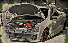 Major Mod (Damien Frigo) Tags: hsv ute posterized