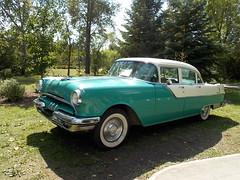1955 Pontiac Star Chief (blondygirl) Tags: stalbert showshine stalbertcruisers auto car sturgeonrivervalley lionspark rocknaugust august6 20thanniversary sa pontiac 1955 starchief