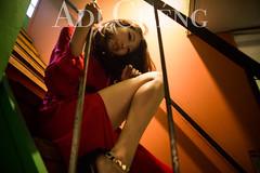 Adi_0043 (Adi Chng) Tags: adichng girl      redgreen