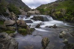 Afon Nant Peris (manphibian) Tags: mountain art water wales river waterfall stream long exposure sony cymru sigma fresh llanberis snowdonia penypass 24105 sonya7