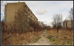 IMG_5898 (jozwa.maryn) Tags: komino bornesulinowo opuszczone abandoned miasto town duch ghost westfalenhof blokowisko
