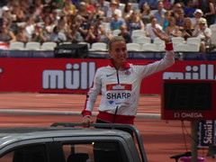 P1040546 (Commander Idham) Tags: muller anniversary games saturday 23 july 2016 team gb great britain rio athletics london olympic stadium 100m relay 3000m steeplechase long jump hurdles 110m sharp
