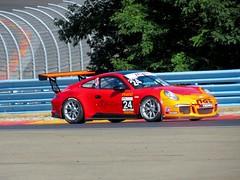 2016 Porsche GT3 Cup Challenge at Watkins Glen (murphman61) Tags: car auto racing newyork ny upstate track course circuit road race imsa driver sportscar porsche 911 gt3 cup momo