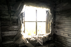 _DSC8972 (CassinStacy) Tags: abd abandoned florida bando ruins house wood window light summer destroyed rays