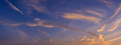 _DSC0145-Pano (johnjmurphyiii) Tags: 06457 arrigoni bridge clouds connecticut connecticutriver dawn middletown originalnef sky summer sunrise tamron18270 usa johnjmurphyiii pano panorama stitch