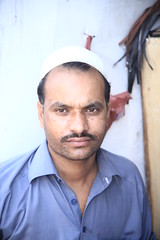 Mehsarim Gul (Akhuwat BPP) Tags: charsada pakistan interest free loans microfinance entrepreneurship pakhtoon ordinary people small business akhuwat chappal making gul shoes kheri