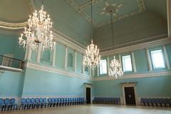 Ball Room   Assembly Rooms   Bath-44 (Paul Dykes) Tags: bath somerset england uk georgian assemblyrooms bathassemblyrooms johnwoodtheyounger eighteenthcentury 18thcentury chandelier