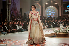image 9 (6/7 productions) Tags: lahore pakistan fashion week telenor bridal couture glamour model