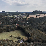 Lilienstein, Elbe und Bielatal thumbnail