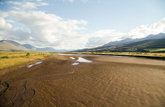 Dry river (joningic) Tags: dry river dryriver eyjafjrur eyjafjararsveit eyjafjarar eyjafjordur mountains mountain iceland nature northiceland landscape summer water
