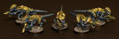Tyranid Swarm 9 (atmyller) Tags: wargaming warhammer40k tyranids miniature nikond40