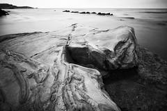 point lobos (hbphototeach) Tags: pointlobos californiastatepark california carmelbythesea blackandwhite blackandwhitephotography longexposure rocks seascape
