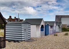 Kingsdown - Kent (jcbkk1956) Tags: kingsdown kent eastkent beach huts beachhuts nikon coolpix4300 seaside shingle stones worldtrekker