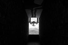 the bell @ Mario Botta's Chiesa Santa Maria degli Angeli (TI) (Toni_V) Tags: m2401166 rangefinder digitalrangefinder messsucher leica leicam mp type240 typ240 35lux 35mmf14asph 35mmf14asphfle summiluxm blackwhite monochrome sep2 silverefexpro2 niksoftware perspective architecture mariobotta alpefoppa chiesa chapel kapelle chiesasantamariadegliangeli riverabironico montetamaro tessin ticino malcantone monteceneri schwarzweiss bw switzerland schweiz suisse svizzera svizra europe toniv 2016 160905