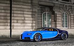 Chiron. (Alex Penfold) Tags: bugatti chiron blue carbon supercars supercar super car cars auto london alex penfold 2016 arab saudi