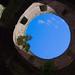 Hole towards the sky
