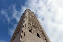 Casablanca #marrocos #frica #hassanII (jonathansarraf) Tags: hassanii frica marrocos