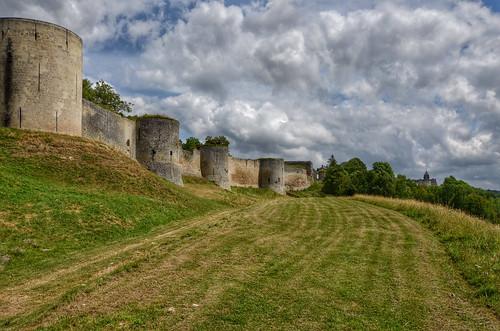Château de Coucy (Aisne)