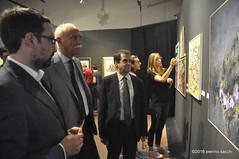 M9090246 (pierino sacchi) Tags: castellovisconteo il900 inaugurazione mostra museicivici pittura sindaco