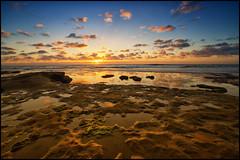 La Jolla California Sunset (Roving Vagabond) Tags: sunset lajolla california ca socal clouds ocean pacific usa reflection water landscape dusk shore serene outdoor sky sea seaside explore hospital reef