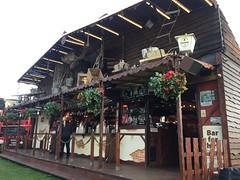 Nottingham (South Strand Trucking) Tags: amusements goose nottingham tap alcohol pub pint beertent fair festival outside moose beer