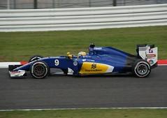 DSC07389 (Alexander Morley) Tags: japanese grand prix formula one f1 suzuka friday practice sauber marcus ericsson