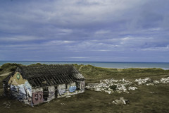 le village fantôme (aurelienleroy) Tags: pirou normandi villagefantôme urbex normandie
