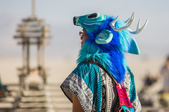 Burning Man 2016 (jamenpercy) Tags: blackrockcity burningman2016 jamenpercy nevadadesert davincisworkshop playa