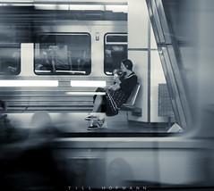 Have a rest (breboy2014) Tags: hamburg ubahn subway sw bw street