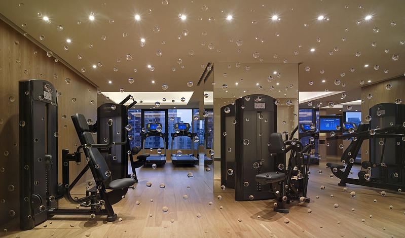 綠洲健身中心 健身房Club Oasis - GYM
