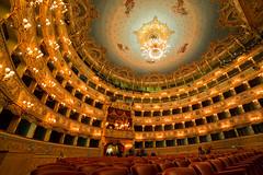 Teatro La Fenice (Cornelli2010) Tags: canoneos5dmarkiii teatrolafenice architecture architektur beautiful italien italy venedig venezia venice walimex14mm weitwinkel wideangle