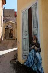 Donne di Orgosolo (ANNA ALESI) Tags: orgosolo sardegna sardinia italia italy murales barbagia ollolai nuoro