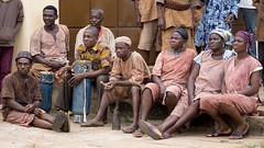 Adavu Hunter's Group from Kuma, Kloto (peace-on-earth.org) Tags: regionplateaux tgo togo geo:lat=694391667 geo:lon=117173500 geotagged nots ewe peaceonearthorg
