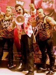 the Nasty Boys (indianapolisrebel) Tags: wwf nasty bos mattel wwe indianapolis rebel figures