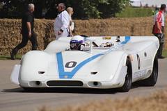 1969 Porsche 917 P/A (Crackers250) Tags: goodwood fos festivalofspeed 2016 motorsport hillclimb racing car porsche sportscar gt 917 pa brianredman canam