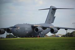 C-17A A41-208 (dyvroeth) Tags: a41208 c17a raaf rafbrizenorton bzz egvn witney oxfordshire unitedkingdom gbr