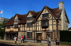 [45351] Stratford : Shakespeare's Birthplace (Budby) Tags: stratford stratfordonavon stratforduponavon warwickshire timbered