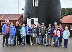 Holgate Windmill on tour - 2