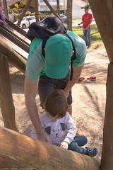 IMG_4472-9 (by Brenna Codonio) Tags: vermelho fotografiadefamlia paiefilho lifestylephotography espontneo diadospais fathersday criana kids
