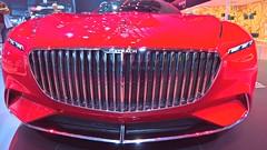 Mercedes maybach vision 6 09 (benoit.patelout) Tags: mondial automobile paris 2016 mercedes maybach vision 6