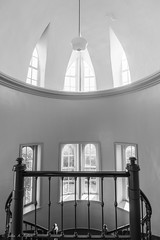 _DSC8794 (jbaker6886) Tags: austin light stedwards texas university airy arches architecture bannister blackandwhite contrast curves lines staircase whie windows