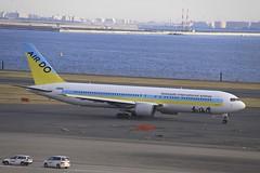 JA601A Boeing B763 HND 02Dec2012 (Citation Ten) Tags: ja601a b763 ado hnd