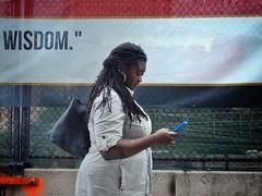 Wisdom Streetphotography Streets Of Philadelphia Portrait Of A Woman Mobilephotography FUJIFILM X-T1 at Philadelphia, PA, United States (JKickin) Tags: wisdom streetphotography streetsofphiladelphia portraitofawoman mobilephotography fujifilmxt1