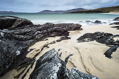 Castaway - Horgabost, Harris (An Old Pup) Tags: uk granite harris naturalbeauty whitesand outerhebrides scoland scapla