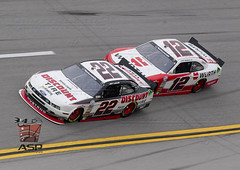 NASCAR 2013:  Nationwide Series Aarons 312 MAY 04 (Walter G. Arce) Tags: usa cars sports al automobile unitedstatesofamerica racing event nascar lincoln dodge motorsports penske hornish stockcars wurth logano discounttire aarons312 talladegasuperspeedway zsports znascar nationwideseries d1305tsss