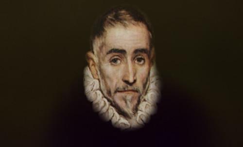 """Hidalgo Ibérico, expresión de Doménikus Theokópoulos el Greco (1597), transcripción de Pablo Picasso (1971). • <a style=""""font-size:0.8em;"""" href=""""http://www.flickr.com/photos/30735181@N00/8747933736/"""" target=""""_blank"""">View on Flickr</a>"""